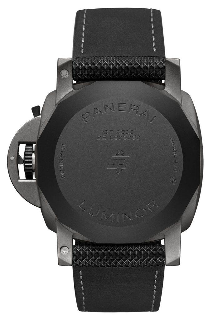 סגסוגות מתקדמות בשימוש פנריי בסדרת לומינור מרינה. מקור - Monochrome Watches.