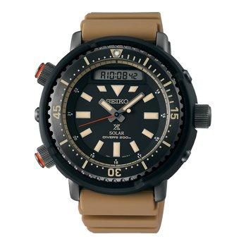 השעון ההיברידי בסדרה בגוון חאקי. מקור - Watchtime.
