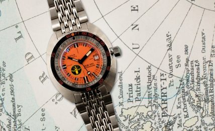 DOXA SUB 300 - שעון הצלילה המועדף על ז'אק קוסטו ואנשיו. מקור - SharpMagazine.