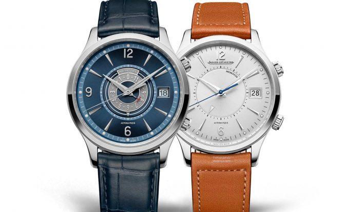 ייגר לה קולטרה Master Control Memovox. מקור - Time and Watches.