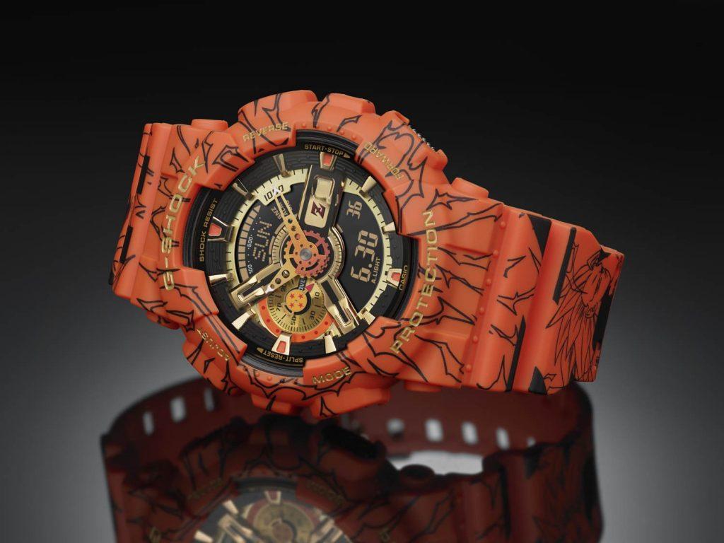 G-Shock דרגון בול זי. מקור - WatchPro.