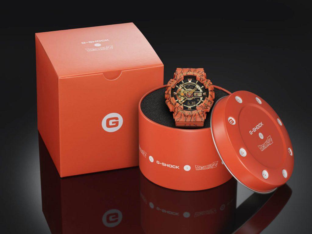 אריזה מיוחדת לשעון. מקור - WatchPro.