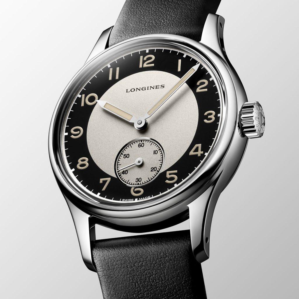 עיצוב וינטאג'י מיוחד. מקור - Monochrome Watches.