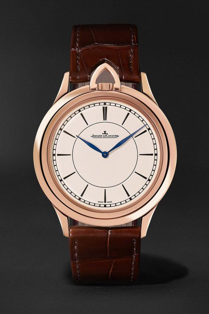 מגן כתר מחודד מסביב לכתר השעון. מקור - Monochrome Watches.