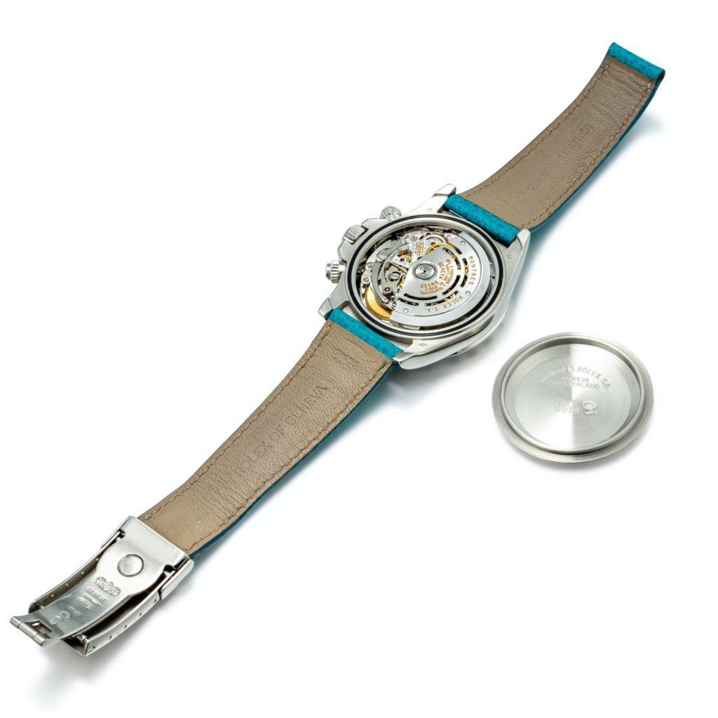 שעון הרולקס דייטונה האוטומטי היקר ביותר אי פעם ושעון הרולקס המודרני היקר ביותר אי פעם. מקור - Hodinkee.