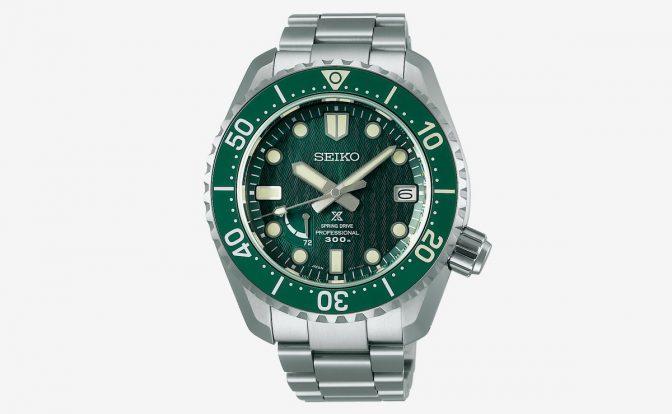 סייקו Prospex LX SNR045J1. מקור - Watchtime.
