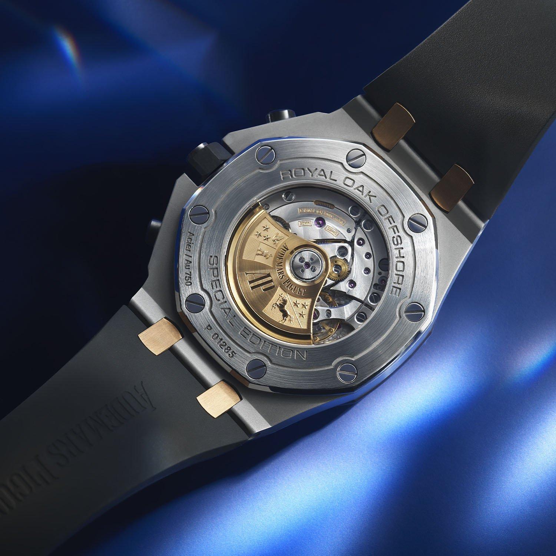 קליבר 3126/3840. מקור - Monochrome Watches.