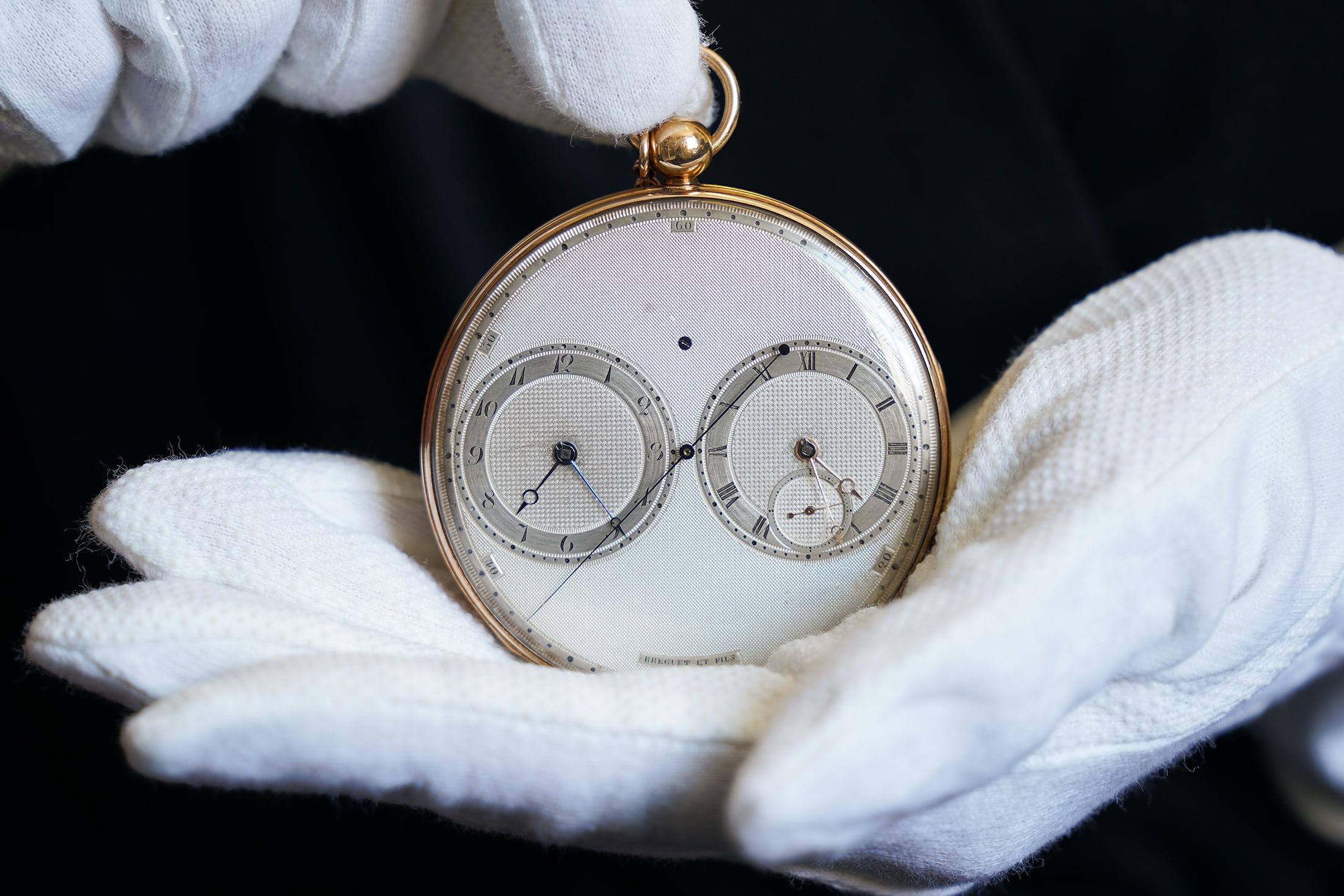 """שעון """"The Prince Regent's"""" מספר 2788. מקור - Hodinkee."""