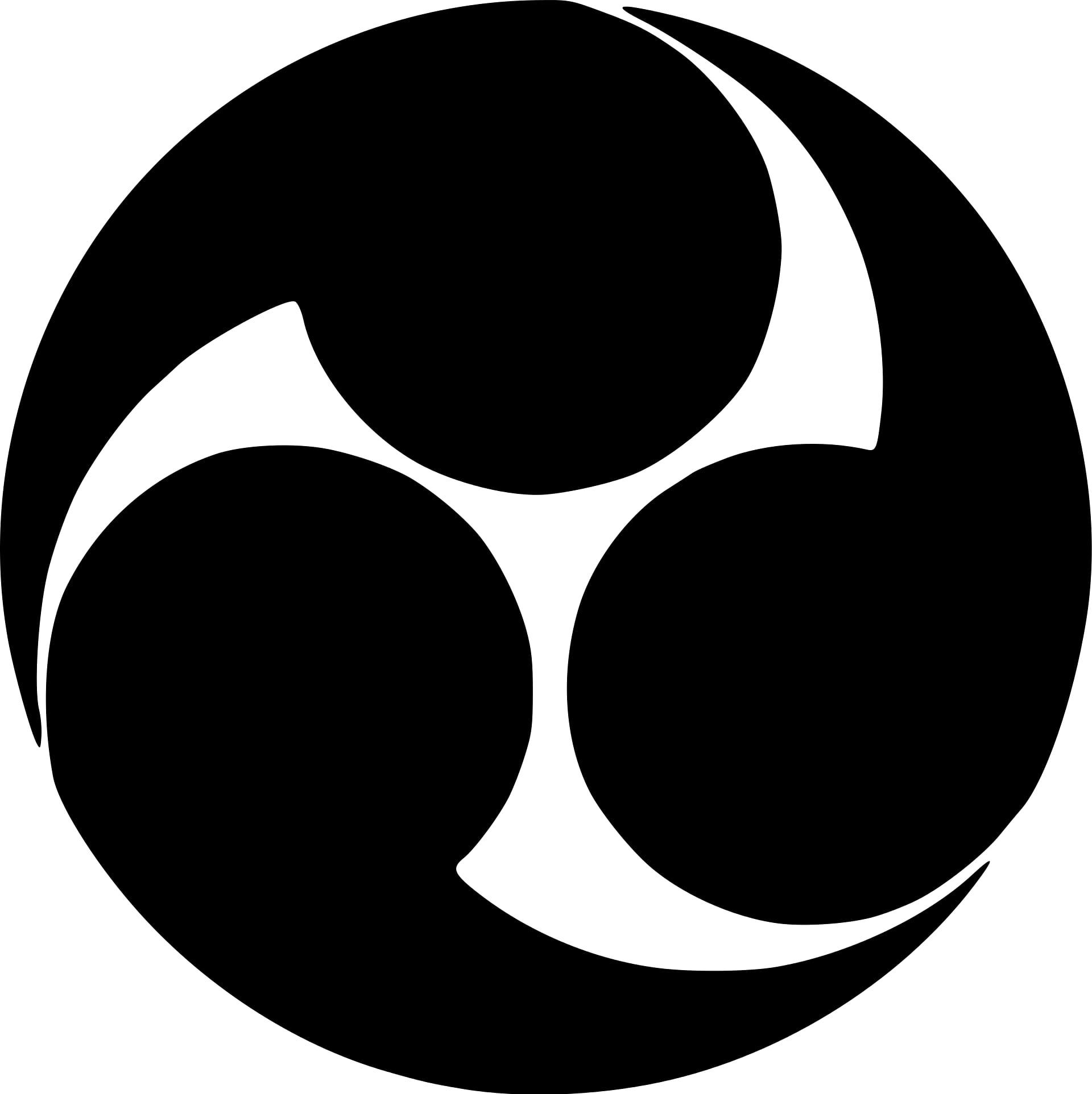 סמל ה-TOMOE. מקור - ויקיפדיה.