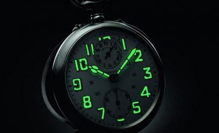 שעון הכיס של גנדי. מקור - זניט.