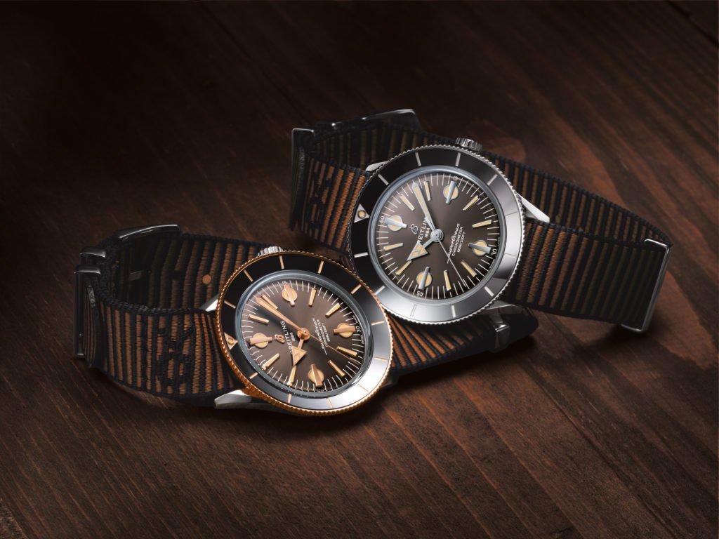 שני השעונים החדשים בדגמי ה-Outerknown. מקור - Watchtime.