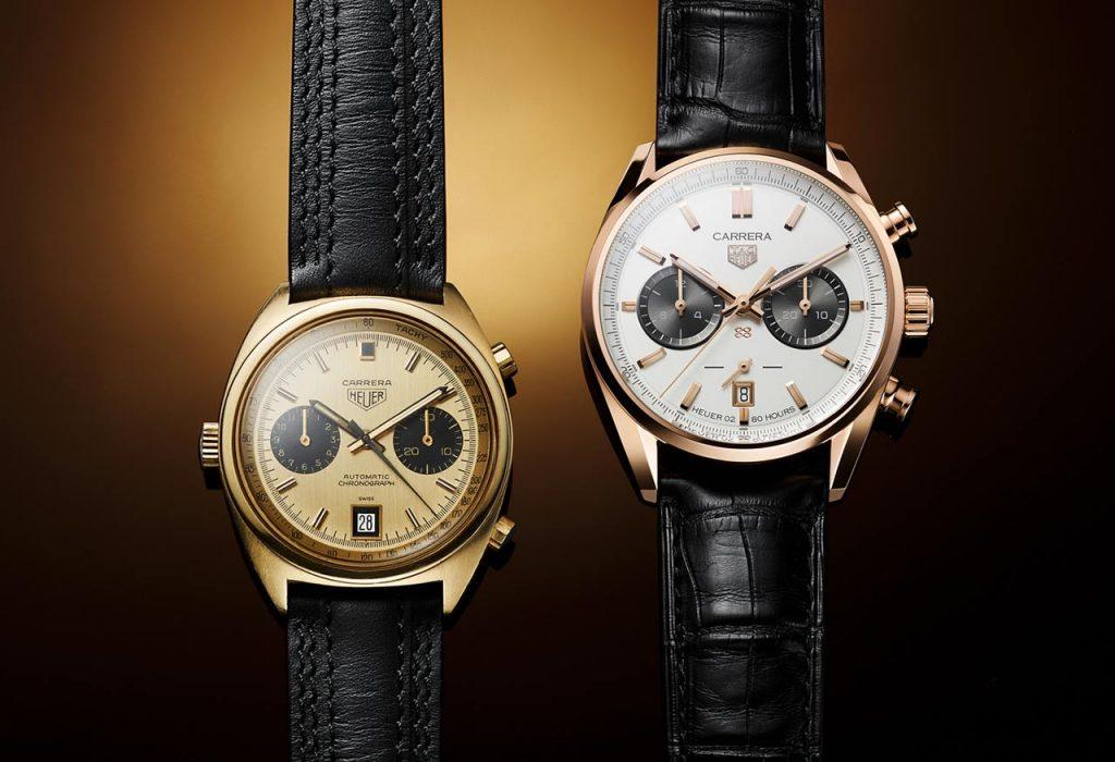 השעון האגדי שעליו מבוסס השעון החדש. מקור - TimeandWatches.
