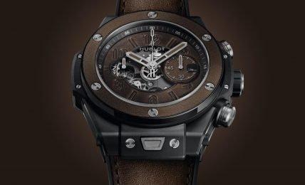 שעון הביג באנג הראשון בשיתוף הפעולה בין שתי החברות. מקור - הובלו.