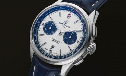 ברייטלינג Watches Of Switzerland. מקור - Hautetime.