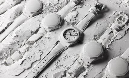 סגסוגת קרמית לבנה, לראשונה בשימוש של במפורד. מקור - WatchCollectingLifeStyle.