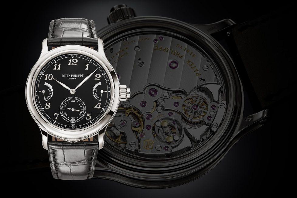 סיכום 2020 בתעשיית השעונים - פטק פיליפ 6301P - השעון המרשים ביותר בשנת 2020. מקור - Monochrome Watches.