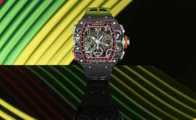 השעון המורכב ביותר אי פעם של ריצ'רד מיל. מקור - TimeandWatches.