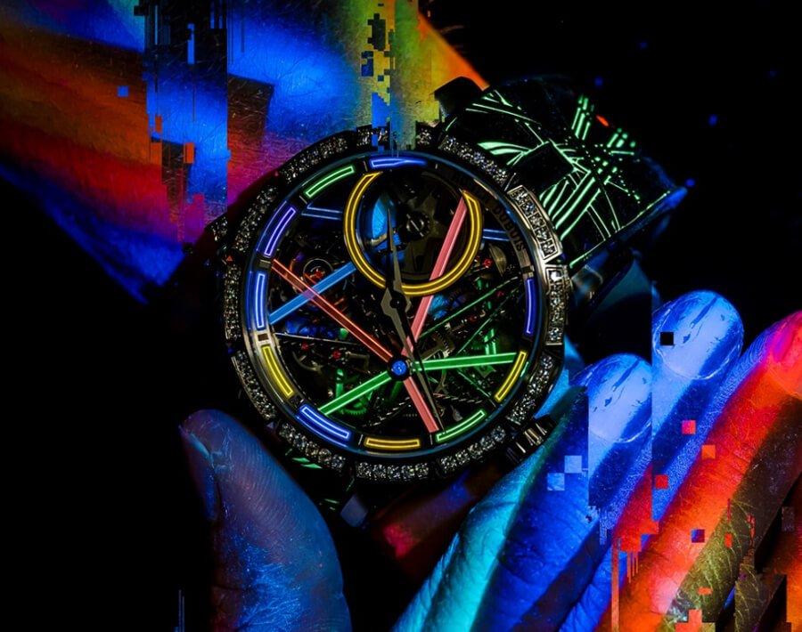 שעון יום עצמאות של רוג'ר דובואי? מקור - GMTPOST.