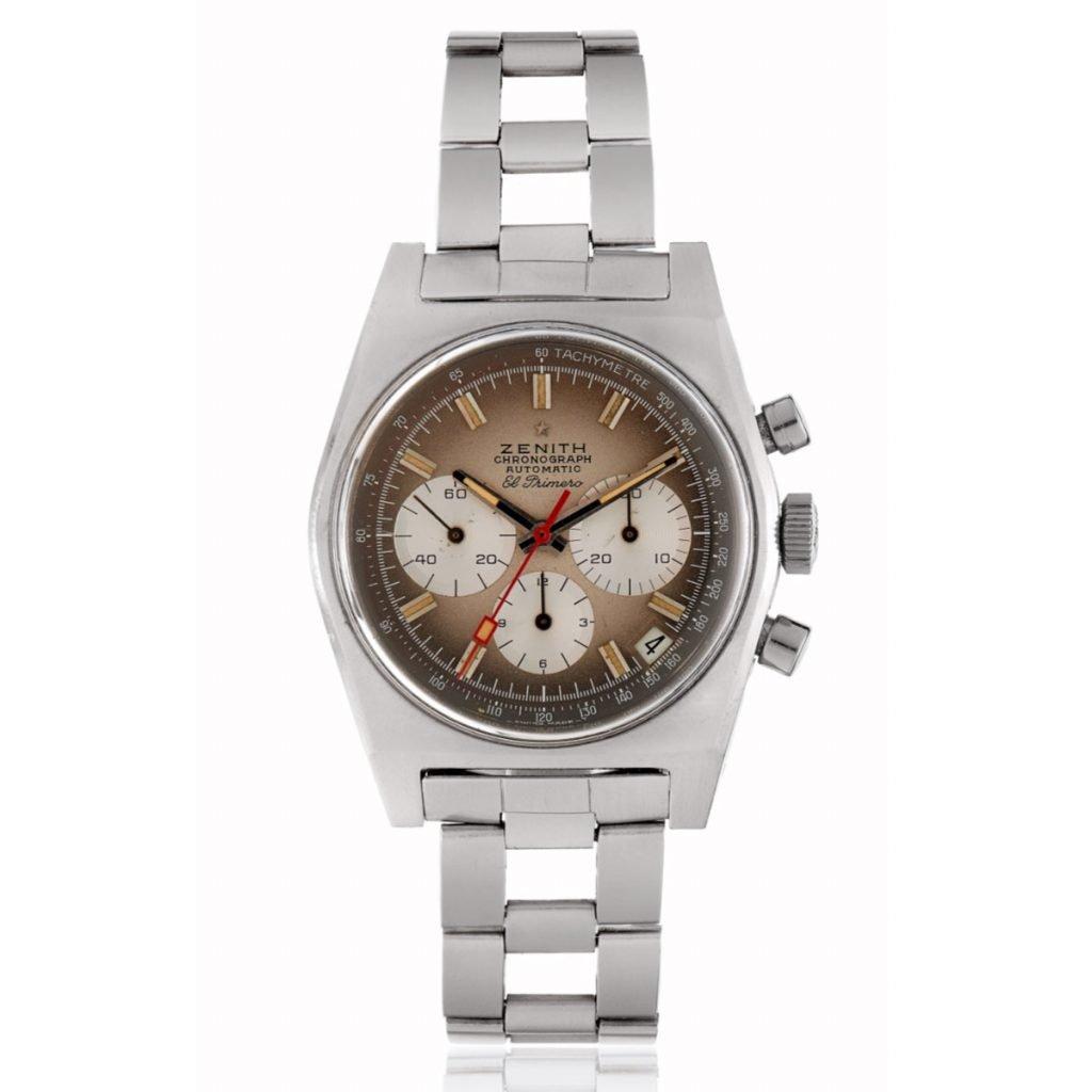 השעון המקורי משנת 1969. מקור - TimeandWatches.