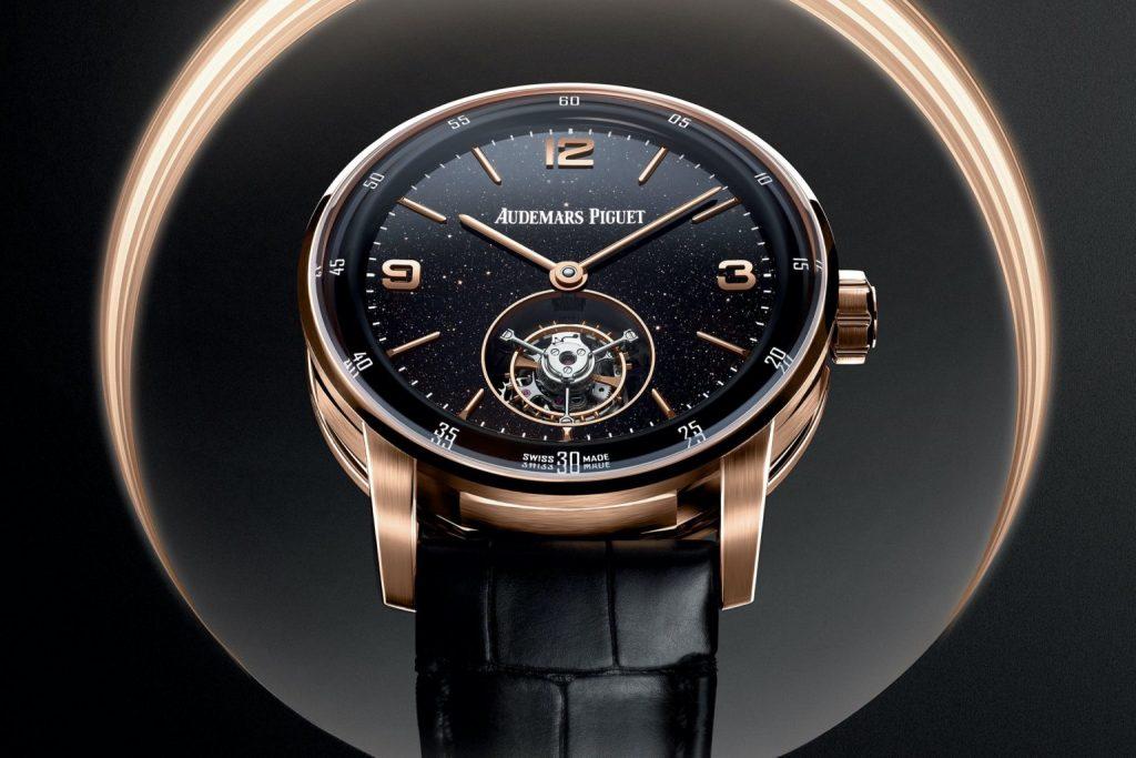 CODE 11.59 טורביון מרחף. מקור - Monochrome Watches.