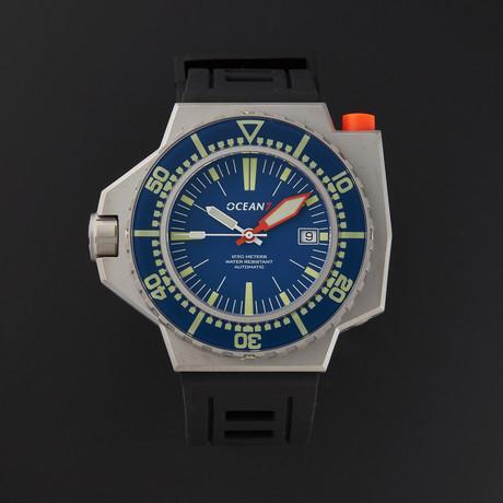 שעון ה-LM-7 של OCEAN7. שעוני הומאז' - כל מה שרציתם לדעת. מקור - אתר החברה.