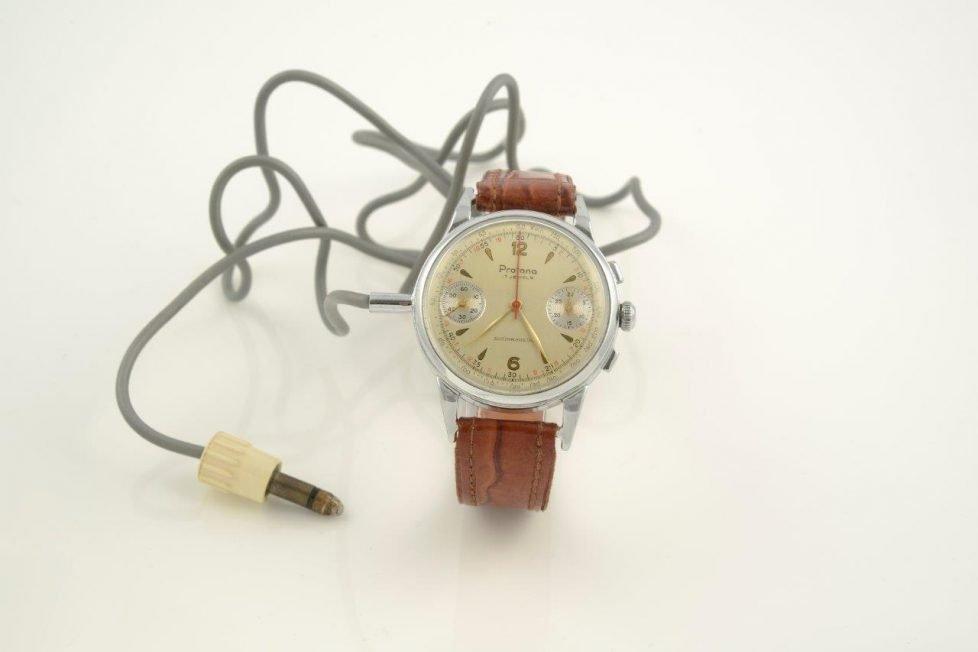 שעון מרגלים אמיתי של פרוטונה. מקור - WatchPro.