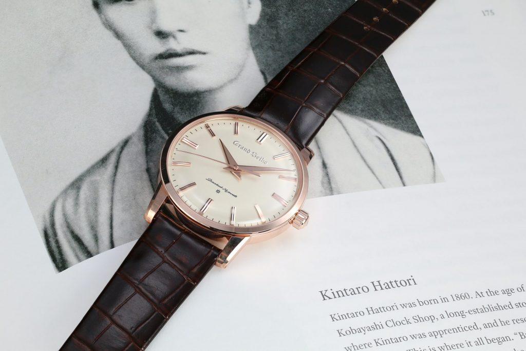 שעון ה-SBGW260 של גרנד סייקו. מקור - HODINKEE.