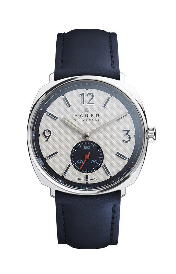 שעון של חברת FARER. מקור - אתר החברה.
