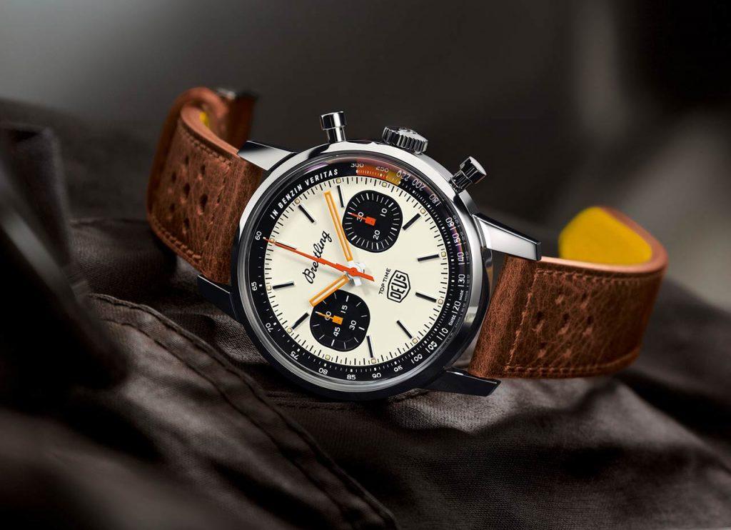 שעון נוסף בסדרת ה-TOP TIME של ברייטלינג. מקור - TimeandWatches.