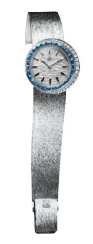שעון ה-Lune Etoilèe של EBEL. מקור - ברושור של החברה.