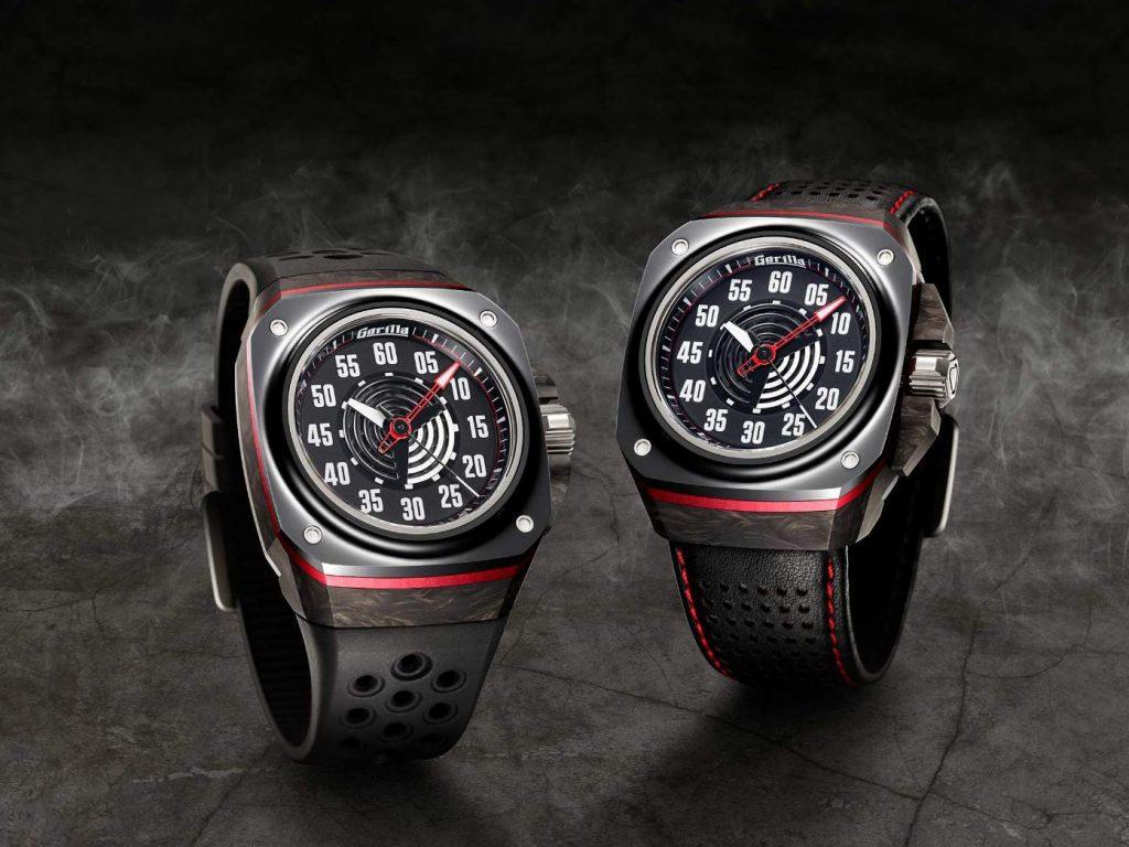 שעונים של GORILLA WATCHES. מקור - WATCHTIME.ME.