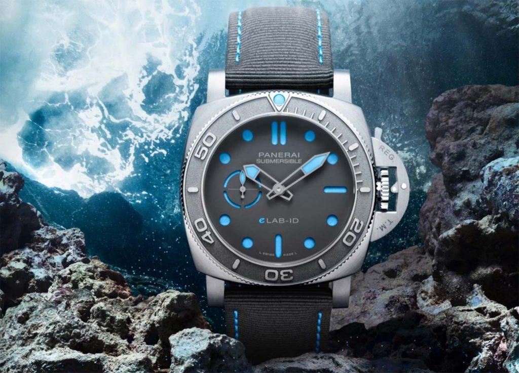 פנריי Submersible eLAB-ID. מקור - TimeandWatches.