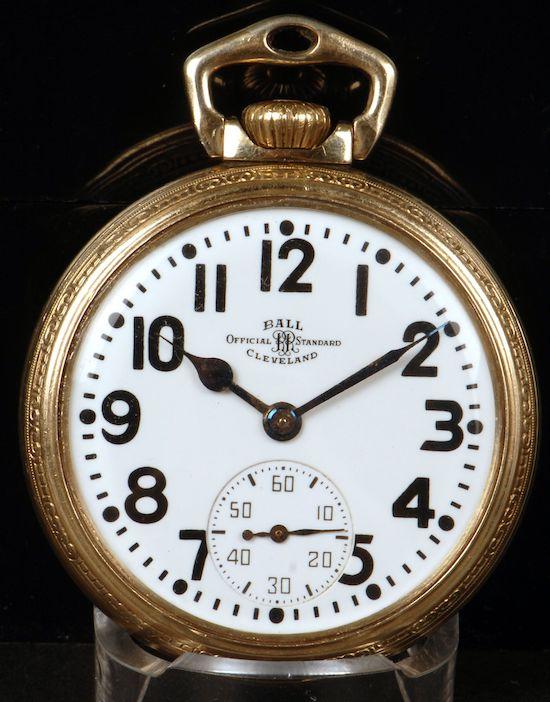 שעון BALL שיוצר על ידי המילטון. מקור - thetruthaboutwatches.