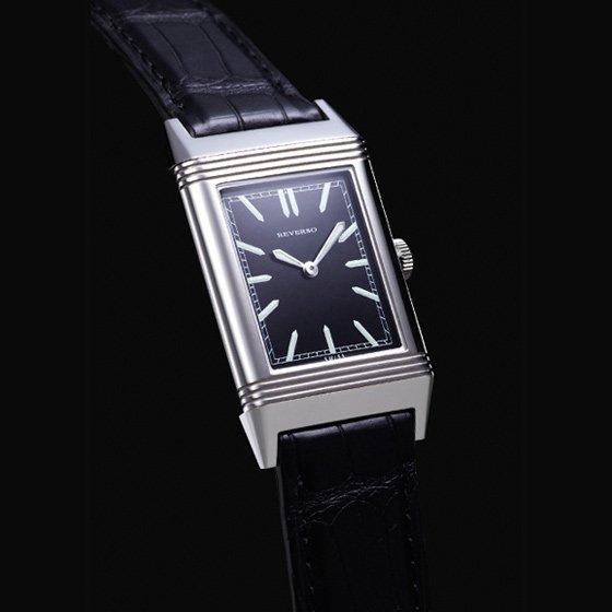 ארט דקו ושעוני יוקרה - שעון הרברסו הראשון. מקור - TimeandWatches.