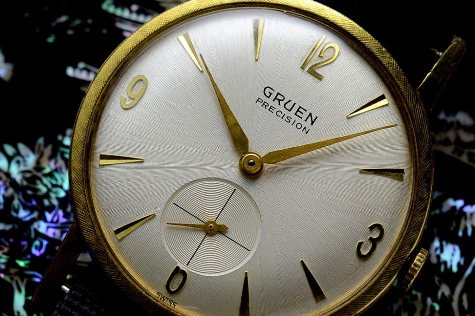 שעון ה-PRECISION 510 של גרואן. מקור - the007world.com.