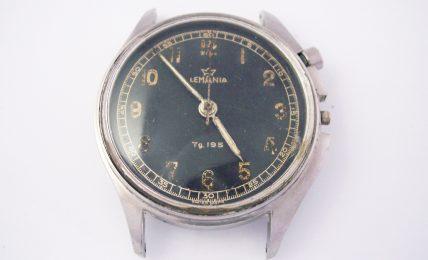 שעון של למניה עם קליבר 2225. מקור - The Watch Spot.