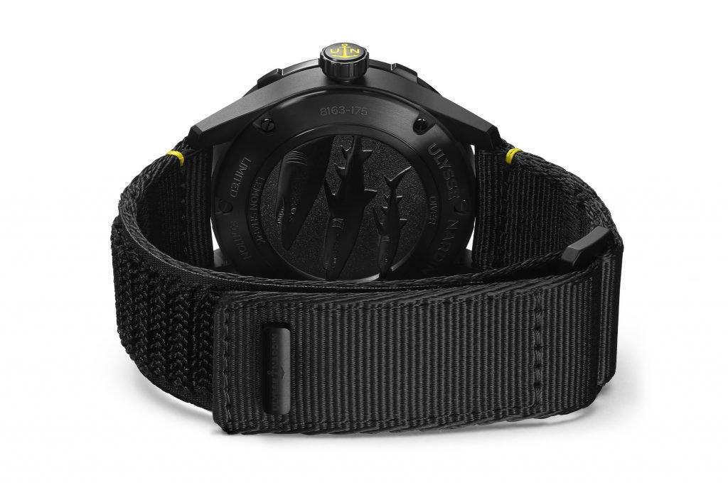 רצועה העשויה מ-100 אחוזים של חומרים ממוחזרים. מקור - Monochrome Watches.