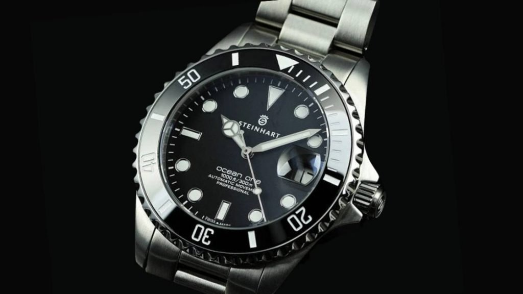 שעון ה-OCEAN 1 של שטיינהארט. מקור - אתר החברה.