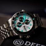 שעון צלילה של DEEP BLUE. מקור - אתר החברה.