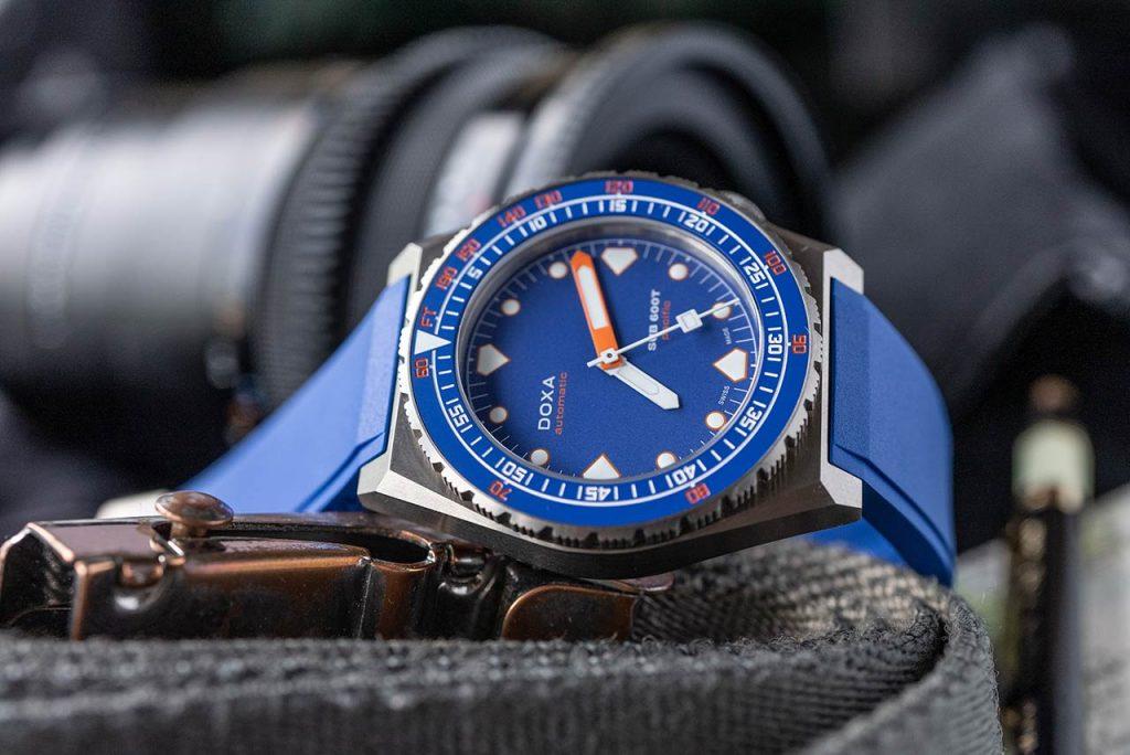 שעון צלילה וינטאג'י בשחזור מוצלח. מקור - TimeandWatches.