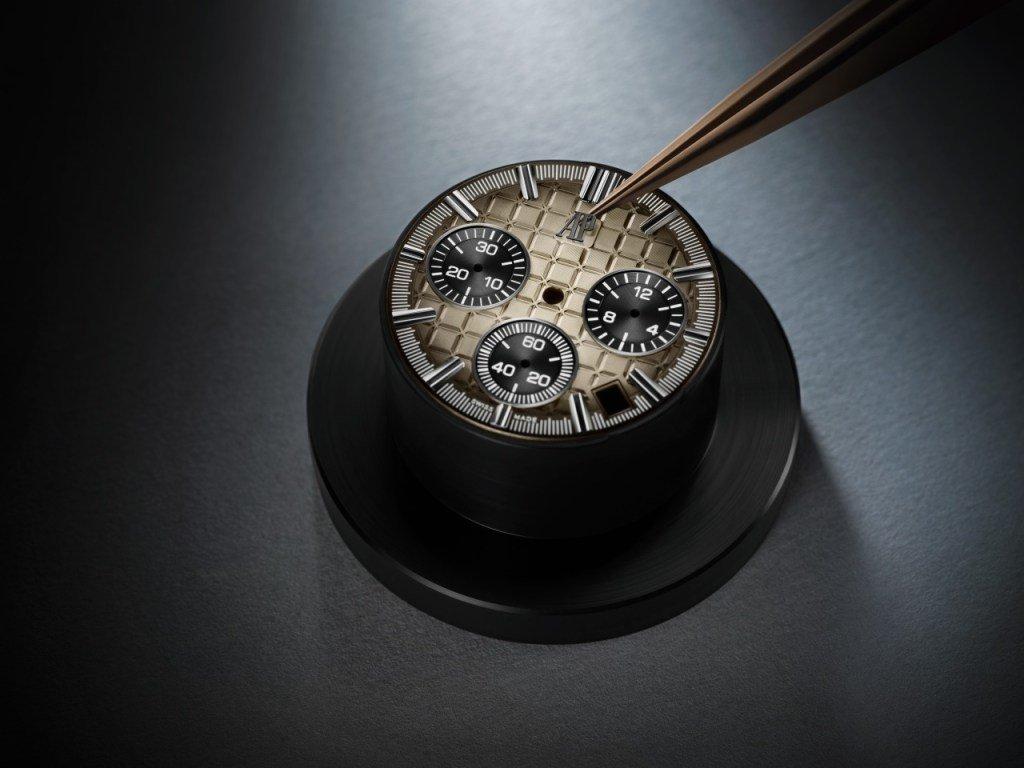 הלוח החדש של השעונים. מקור - Watchilove.