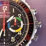 הלוח המיוחד של השעון.