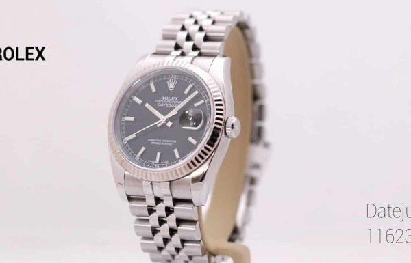 רולקס דייטג'אסט צמיד ג'ובילי 116234 Rolex Datejust Jubilee Bracelet