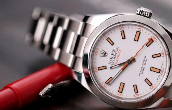 רולקס מילגאוס 116400 לוח לבן – Rolex Milgauss 116400 – סקירת דגם מאת שי חי
