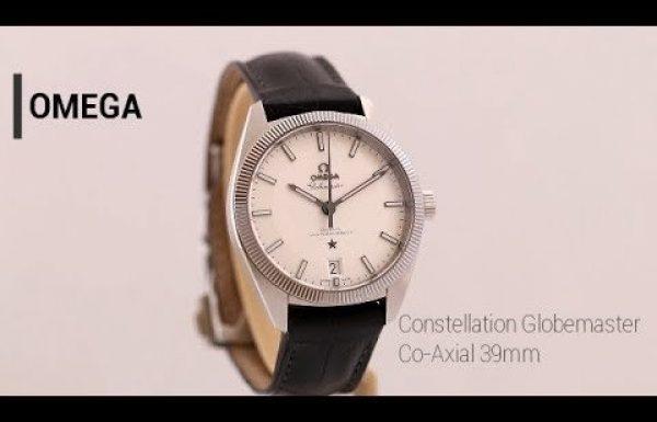 אומגה קונסטליישן גלובמאסטר 130.33.39.21.02.001 Omega Constellation Globemaster