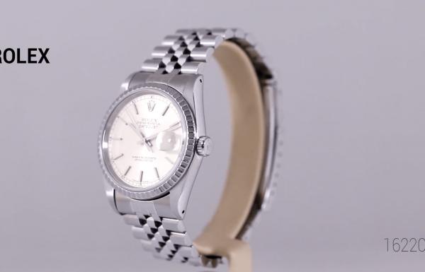 רולקס דייטג'אסט פנינה 16220 Rolex Datejust Pearl
