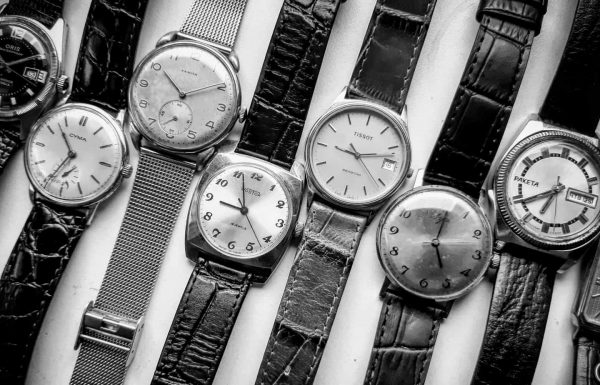 """""""השעונים שניצחו את הזמן""""- """"אספנות שעונים"""" מנקודת מבט אישית. -כפיר חדד"""