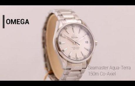 אומגה סימאסטר אקווה-טרה אוטומטי Omega Seamaster Aqua-Terra Automatic