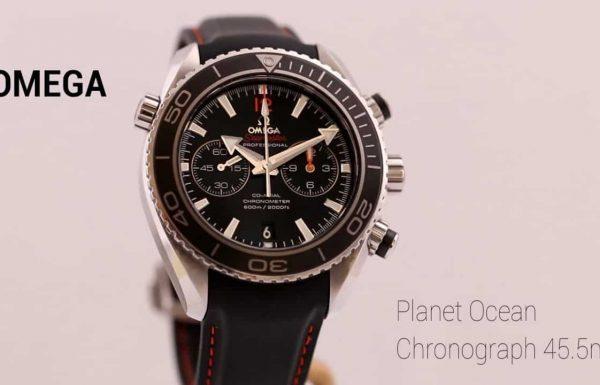אומגה סימאסטר פלאנט אושן קראמי כרונוגרף 232.32.46.51.01.005 Omega Planet Ocean Ceramic Chronograph