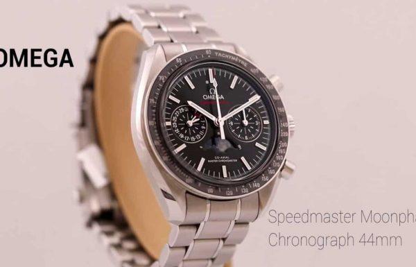 אומגה ספידמאסטר כרונוגרף מון-פייז 304.30.44.52.01.001 Omega Speedmaster Chronograph Moonphase